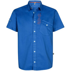 Nihil Cima Ovest Shirt Men Vista Blue